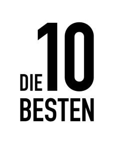 Die 10 Besten